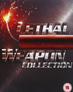 Lethal Weapon 1-4 Collection poster