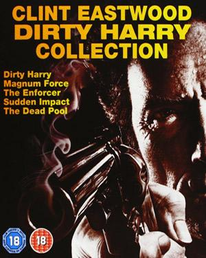 Dirty Harry Collection poster