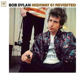 Highway 61 Revisited poster