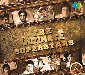THE ULTIMATE SUPERSTARS poster