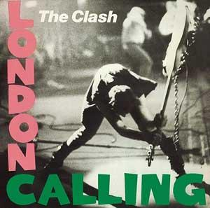London Calling poster