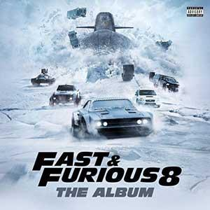 Fast & FURIOUS 8 - OST poster