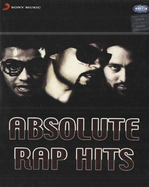 Absolute Rap Hits poster