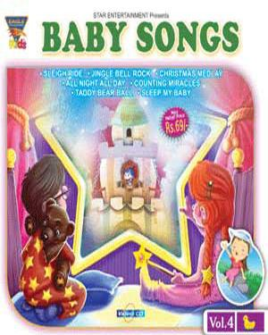 BABY SONGS VOL - 4 poster