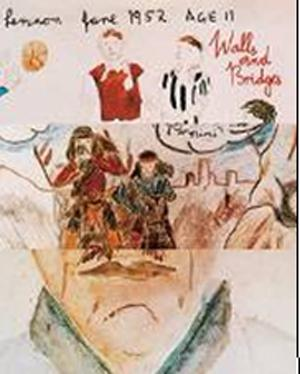 JOHN LENNON-WALLS & BRIDGES poster