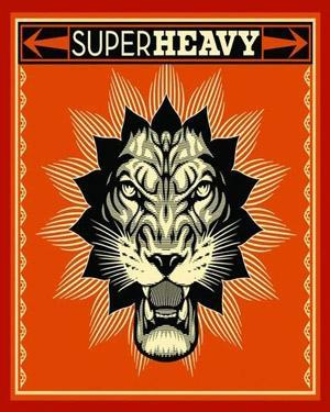 Super Heavy (Standard Edition)  poster
