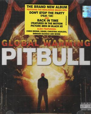 GLOBAL WARMING PITBULL ACD