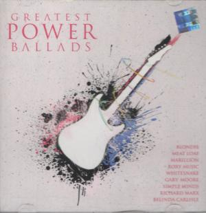 GREATEST POWER BALLADS ACD