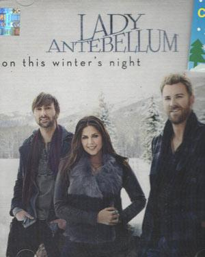 On This Winters Night Lady Antebellum ACD