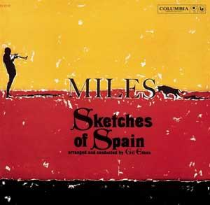 SKETCHES OF SPAIN poster