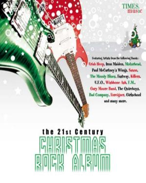 The 21st Century Christmas Rock Album poster
