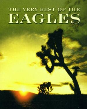 The Very Best Of The Eagles - Eagles poster