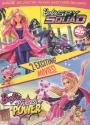 BARBIE  SPY  SQUAD - BARBIE IN PRINCESS POWER DVD