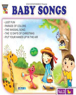 BABY SONGS VOL.3 poster