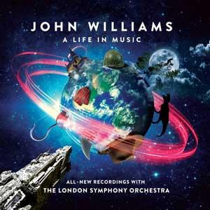 JOHN WILLIAMS - A LIFE IN MUSIC poster