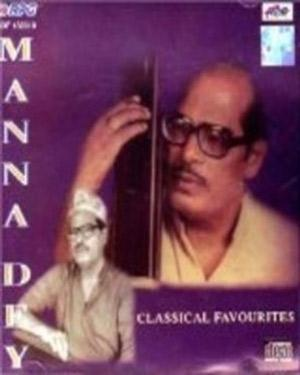 Classical Favourites Manna Dey poster