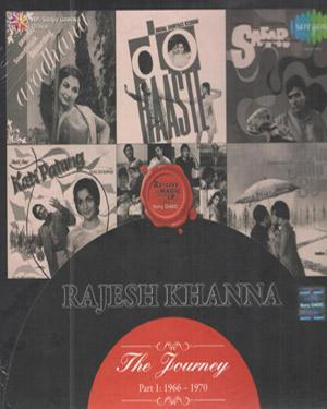 Rajesh Khanna – The Journey  music