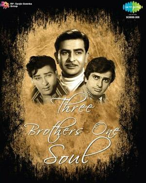 Three Brothers One Soul poster