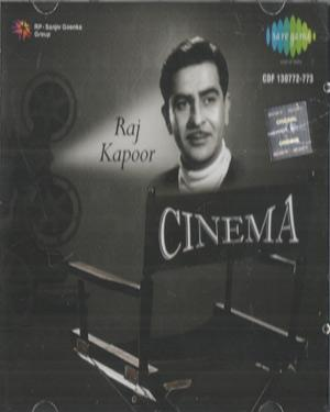 Cinema - Raj Kapoor  music