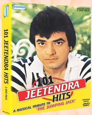 101 Jeetendra Hits  music
