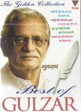 THE GOLDEN COLLECTION  BEST OF  GULZAR poster