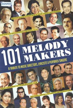 101  MELODY MAKERS poster