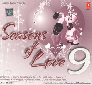 SEASON OF LOVE  9 poster