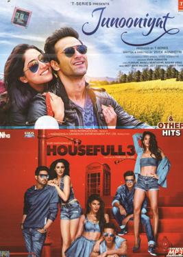 Junooniyat - HOUSEFULL3 & OTHER HITS poster