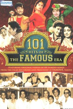 101 HITS OF THE FAMOUS ERA poster
