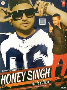 HONEY SINGH AT Its BEST poster