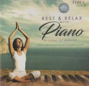 REST & RELAX WITH PIANO poster