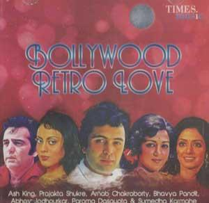 BOLLYWOOD RETRO LOVE poster