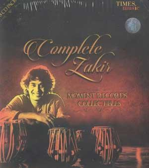 COMPLETE ZAKIR MOMENT RECORDS COLLECTIBLES  music