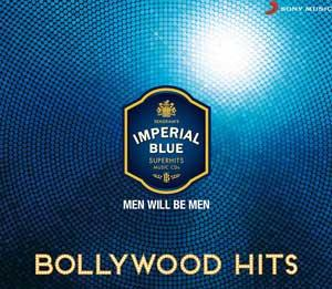 Seagram`s Imperial Blue - Bollywood Hits 2016 poster