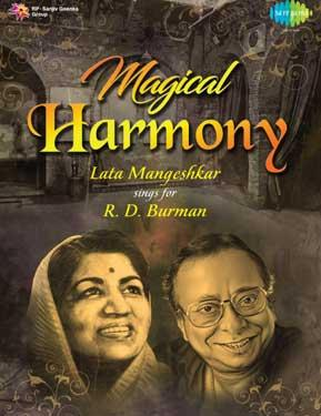 Magical Harmony - Lata Mangeshkar Sings For  R.D.Burman poster