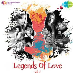 Legends of Love Vol 2 poster