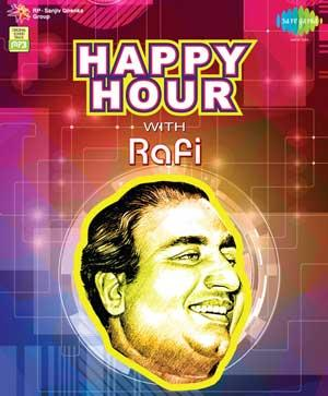 Happy Hour with Rafi poster