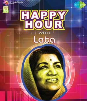 Happy Hour with Lata poster