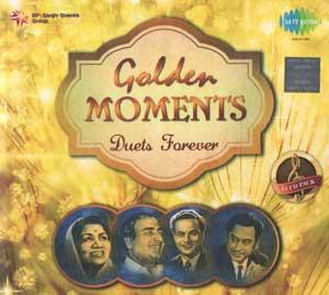 GOLDEN MOMENTS DUETS FOREVER poster