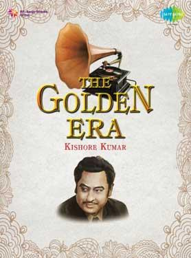 THE GOLDEN ERA - KISHORE KUMAR poster