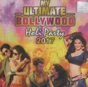 MY ULTIMATE BOLLYWOOD HOLI PARTY 2017 poster