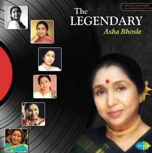 The LEGENDARY - ASHA BHOSLE poster