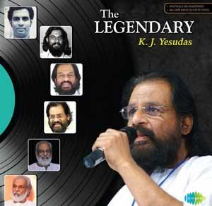 The LEGENDARY - YESUDAS poster