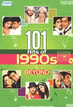 101 Hits of 1990's & Beyond poster