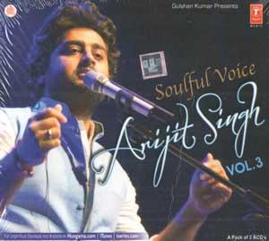 SOULFUL VOICE ARIJIT SINGH VOL 3 poster