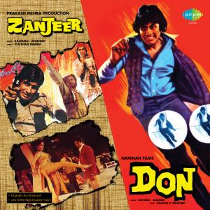 RECORD - DON - ZANJEER poster