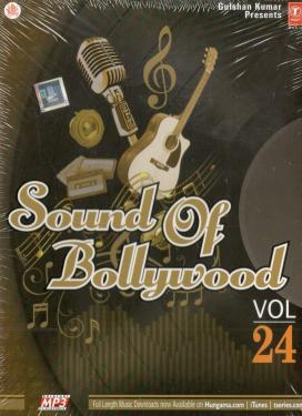 SOUND OF BOLLYWOOD - VOL 24 poster