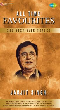 ALL TIME FAVOURITES - JAGJIT SINGH poster