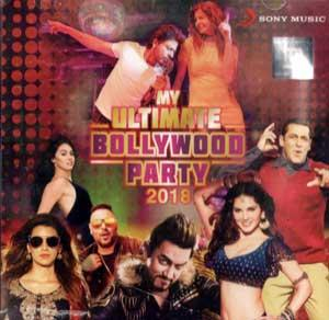 MY ULTIMATE BOLLYWOOD PARTY 2018 poster