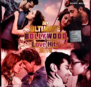 MY ULTIMATE BOLLYWOOD LOVE HITS 2018 poster